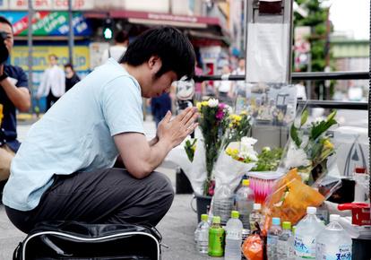 絶対に忘れない」 秋葉原無差別殺傷事件から10年:朝日新聞デジタル