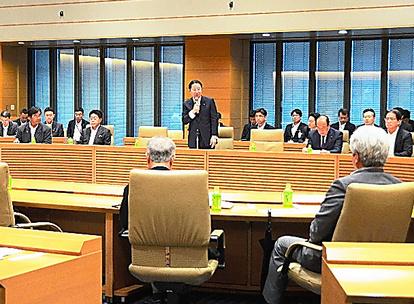 日朝国交正常化議連、10年ぶり活動:朝日新聞デジタル