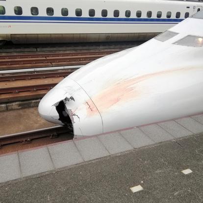 新幹線 人身事故 九州 九州新幹線爆破テロの失敗か?