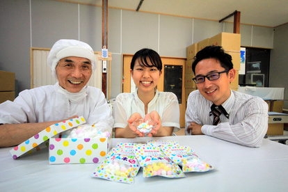 イコマ 製菓 本舗 レインボー ラムネ