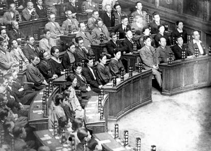 あのとき・それから)1946年 初の女性議員39人誕生 信念で開いた ...