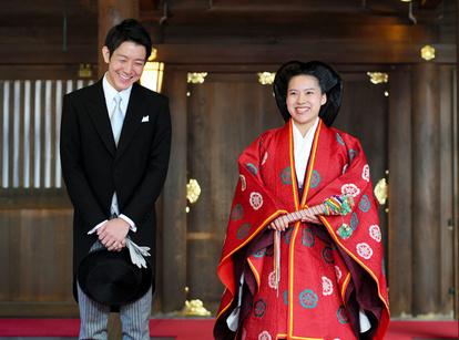 絢子さま「元皇族として両陛下お支え」 式後の会見全文:朝日新聞デジタル