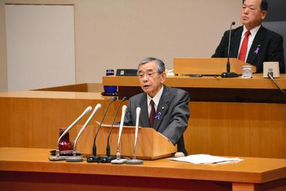 島根)「一定の道筋つけた」 知事、県議会でも引退表明:朝日新聞デジタル