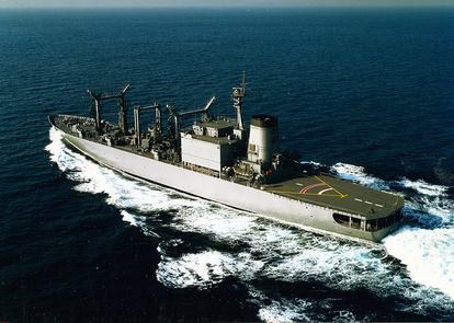 補給艦で自殺、パワハラの疑い 海自が事故調査委を設置:朝日新聞デジタル