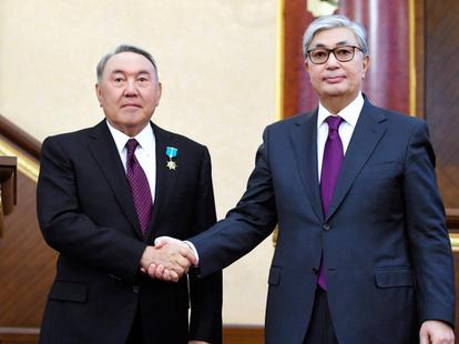 カザフスタン 首都