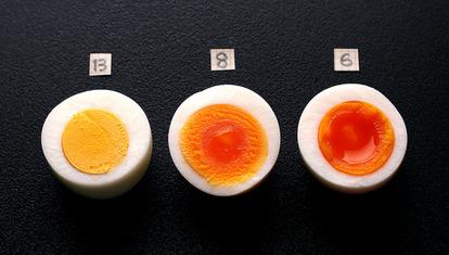 茹で 卵 時間