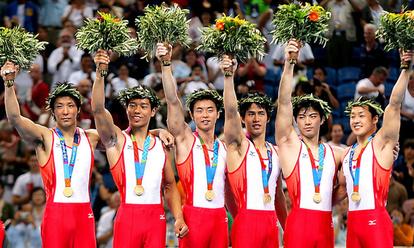 栄光 の 架け橋 オリンピック