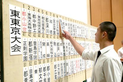 高校 野球 東 東京