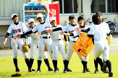 部 朝日 大学 メンバー 野球