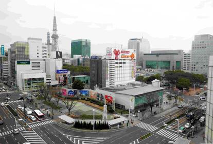 名古屋・栄再開発の事業者募集 価格は144億円以上:朝日新聞デジタル