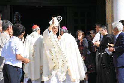 カトリック 長崎 大司教 区