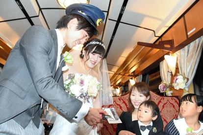 台風 結婚 式