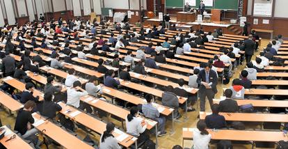 最後のセンター試験終了 チャイムミスで希望者に再試験:朝日新聞デジタル