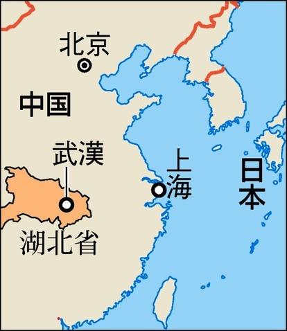 新型 コロナ ウイルス 日本 地図