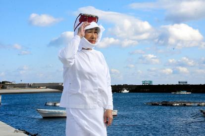 71歳海女さん聖火リレーに「志摩の海アピールしたい」 - 東京 ...