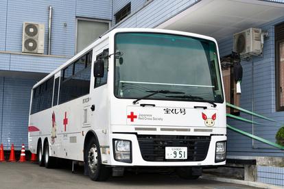 バス 献血 血液センター・献血ルーム・献血バスの違い