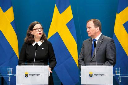 スウェーデン コロナ 推移