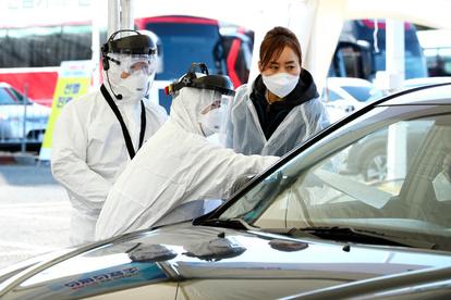ドライブ 検査 大阪 スルー