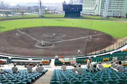 沖縄で春季大会始まる センバツ中止後、全国初の公式戦 - 高校野球 ...
