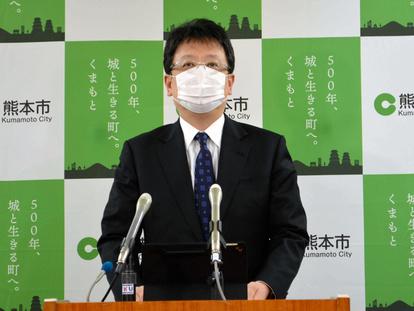熊本 コロナ 市 ウイルス 感染者発生状況