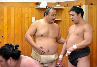 相撲ができる幸せ、元蒼国来の教え 中国出身で初の師匠 - 一般スポーツ ...