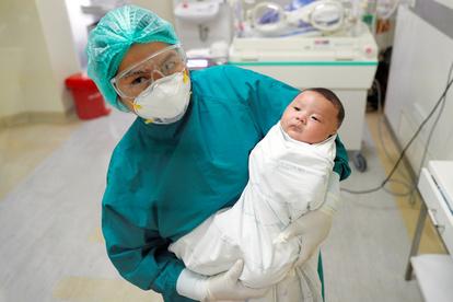 新型 コロナ 赤ちゃん