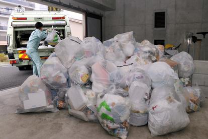の 収集 今日 ゴミ