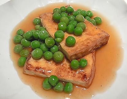 グリーン ピース 料理