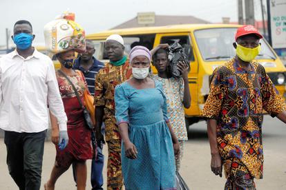 アフリカ コロナ ウイルス
