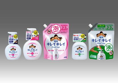 キレイ キレイ コロナ コロナウィルスの消毒にキレイキレイや薬用石鹸ミューズは有効ですか?...
