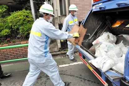 員 ゴミ 収集 【ゴミ収集の仕事】きついの?楽なの?ゴミ屋に向いている人の特徴