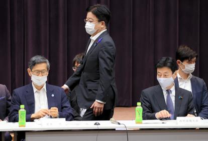 GoTo事業、東京発着除外を了承 政府の分科会 [新型コロナウイルス ...