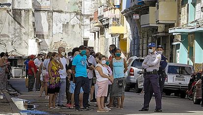 経済封鎖・コロナ、キューバ苦境 米と国交回復5年:朝日新聞デジタル