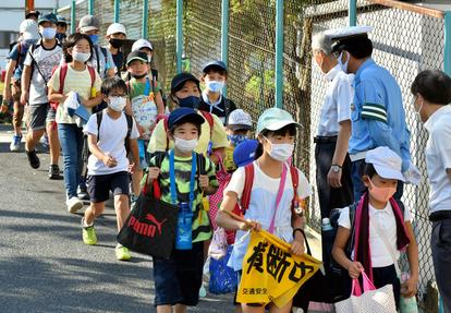 夏休みわずか9日間 「日本一短い」岐阜の5市で新学期:朝日新聞デジタル