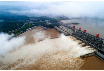 中国 三峡 ダム