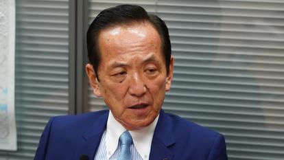 保守の土壌に戸惑い 中村喜四郎氏の決断「簡単には…」:朝日新聞デジタル