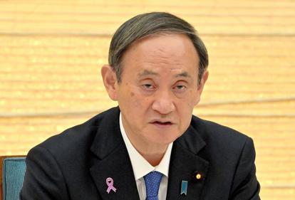 菅首相「事業者と利用者が気をつけて」GoToめぐり:朝日新聞デジタル