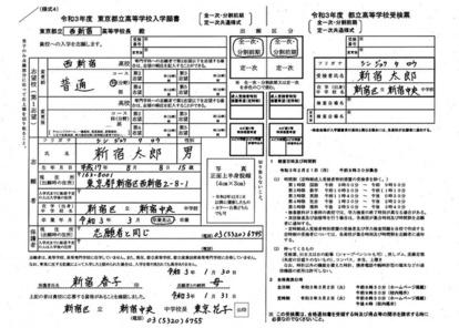 会 教育 東京 都 都立 高校 委員