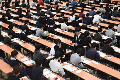 16日から共通テスト 個別試験の中止や変更が相次ぐ:朝日新聞デジタル