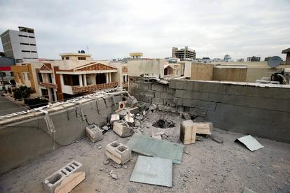 米がシリアに空爆 新政権で初、親イラン組織の関連施設:朝日新聞デジタル