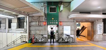 警視庁で「最も多忙」なレトロ交番閉鎖 築70年で最古:朝日新聞デジタル