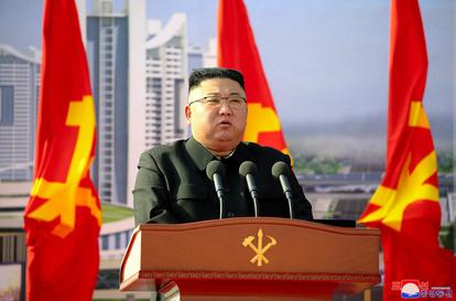 北朝鮮、弾道ミサイル2発発射 日本のEEZ外に落下か:朝日新聞デジタル