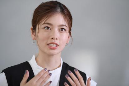 キュンキュンと距離感 小芝風花の語るラブストーリー:朝日新聞デジタル