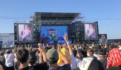 知事猛抗議の「密」「酒」音楽フェス 主催者HPで謝罪 [新型コロナウイルス]:朝日新聞デジタル