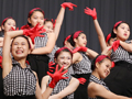 ダンスコン全国大会 20チームに金賞