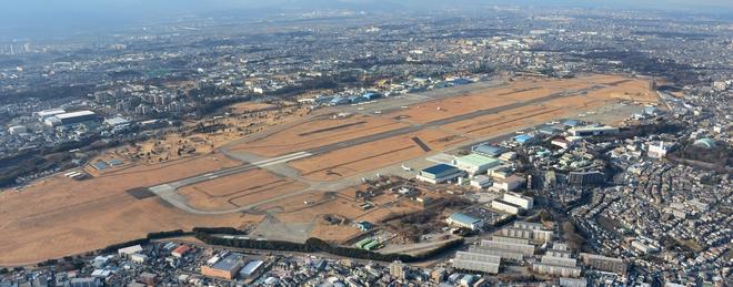 厚木基地に関するトピックス:朝日新聞デジタル