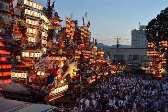 華やかな山車、屋台…無形文化遺産登録が決まった33の祭り