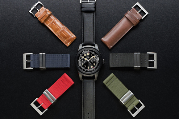 機械式時計の質感を持つ『モンブラン』のスマートウォッ…