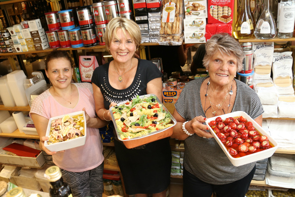 フランス人に愛されるイタリア総菜店