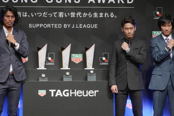 Jリーグ若手支援プロジェクト 11人を表彰へ